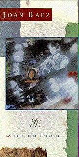 <i>Rare, Live & Classic</i> live album by Joan Baez