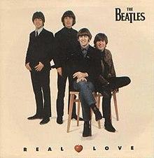The Beatles Polska: Wydanie singla Real Love