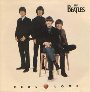 Real Love (Beatles song) - Image: Real love 1