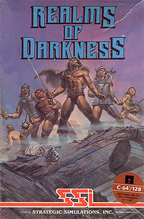 <i>Realms of Darkness</i> 1986 video game