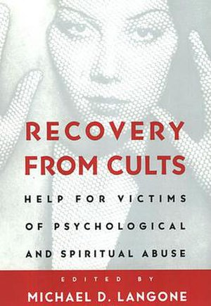 Recovery from Cults - Book Cover