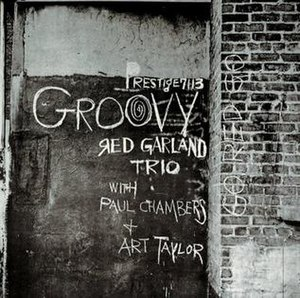 Groovy (Red Garland album) - Image: Red garland groovy