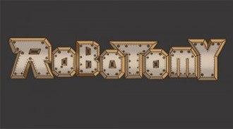 Robotomy - Image: Robotomy logo