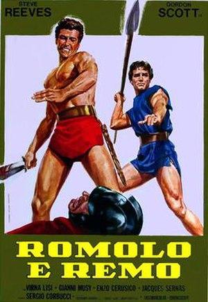 Romolo e Remo - Image: Romolo e Remo