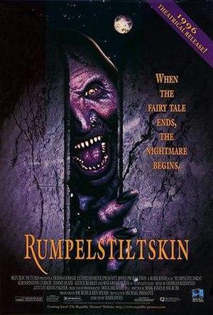 Rumpelstiltskin (1995 film) - Image: Rumpelstiltskin 95