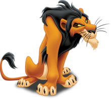 scar the lion king wikipedia