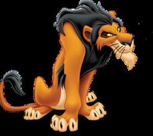 Scar (Disney) - Image: Scar lion king