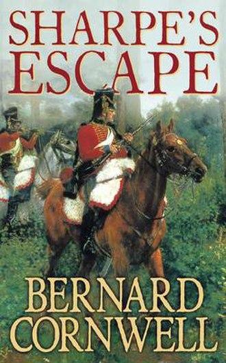 Sharpe's Escape - First edition cover