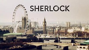 Sherlock (TV series) - Image: Sherlock titlecard