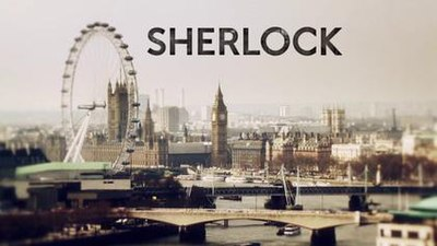 Picture of a TV show: Sherlock