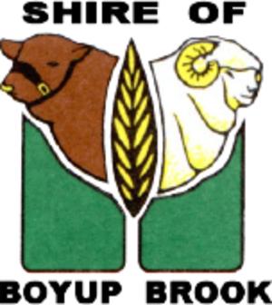 Shire of Boyup Brook - Image: Shire of Boyup Brook Logo
