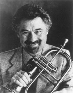 Shorty Rogers American trumpeter