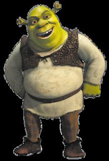 fictional ogre character
