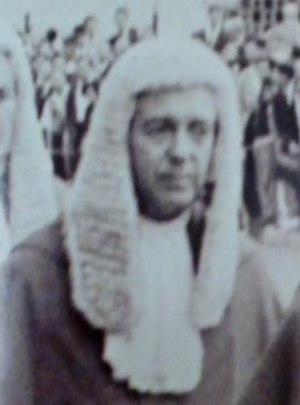 Ivo Rigby - Sir Ivo Rigby, Chief Justice of Hong Kong
