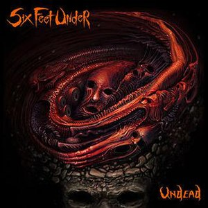 Undead (Six Feet Under album) - Image: Six Feet Under Undead