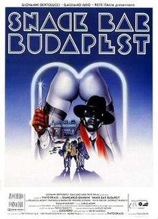 <i>Snack Bar Budapest</i> 1988 film by Tinto Brass