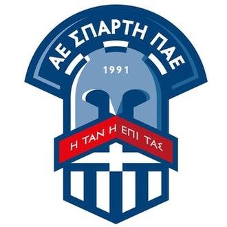 Sparta F.C. - Image: Sparta Football Club