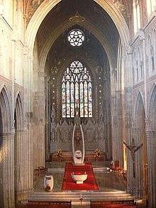 St Patrick S Cathedral Armagh Roman Catholic Wikipedia