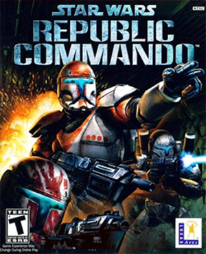 Star Wars: Republic Commando - Image: Star Wars Republic Commando Coverart