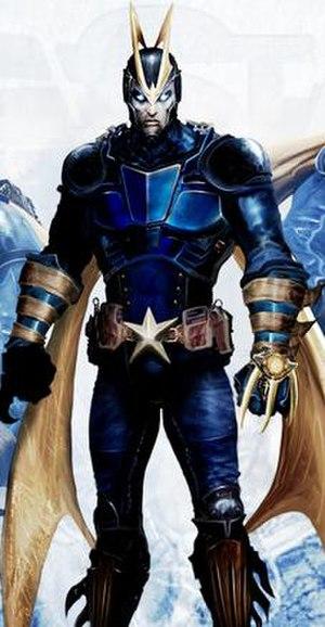 Starhawk (comics) - Image: Starhawk