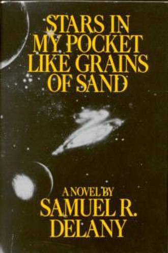 Stars in My Pocket Like Grains of Sand - Dust-jacket from the first edition
