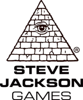Steve Jackson Games game publisher