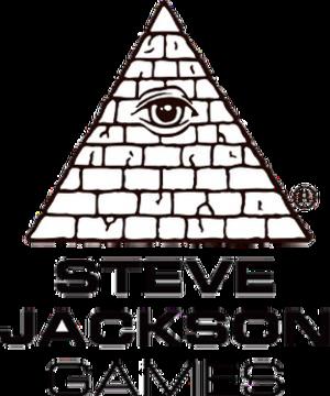 Steve Jackson Games - Image: Steve Jackson Games logo