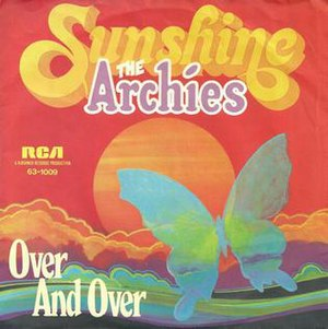 Sunshine (The Archies song) - Image: Sunshinesong