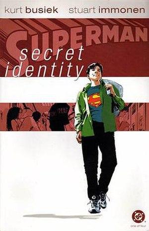 Superman: Secret Identity - Image: Superman secretidentity 1