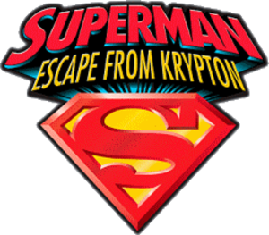 Superman: Escape from Krypton - Image: Superman Escape from Krypton logo