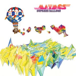 Supreme Balloon - Image: Supreme Balloon (Front Cover)
