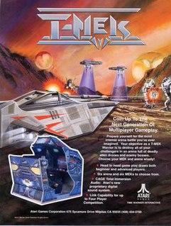 <i>T-MEK</i> 1994 video game