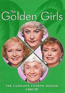 <i>The Golden Girls</i> (season 4) Season of television series