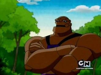 Robotman (Cliff Steele) - Robotman as depicted on Teen Titans.