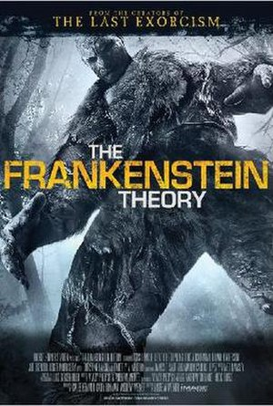The Frankenstein Theory - Promotional film poster