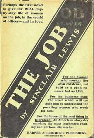 The Job (novel) - First edition