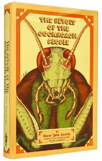 The Revolt of the Cockroach People - First edition