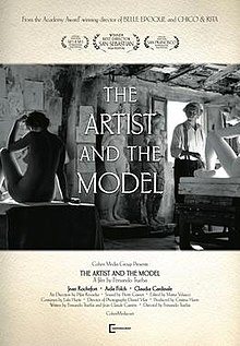 The Artist and the Model poster (US Theatrical).jpg