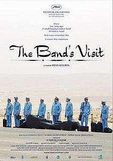 2007 film by Eran Kolirin