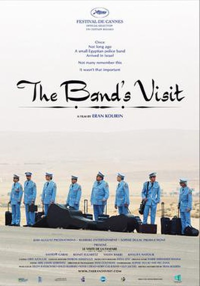 Picture of a movie: The Band's Visit
