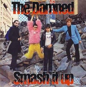 Smash It Up - Image: The Damned Smash It Up
