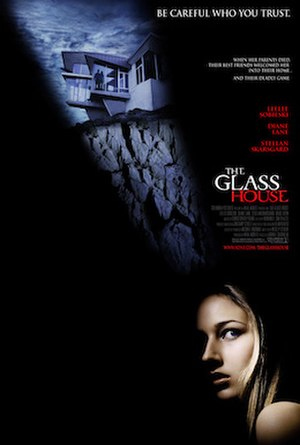 The Glass House (2001 film) - Original theatrical release poster