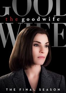 <i>The Good Wife</i> (season 7) season of television series