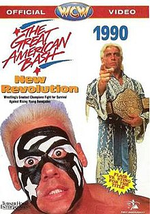 Image result for great american bash 1990