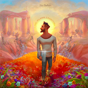 The Human Condition (Jon Bellion album) - Image: The Human Condition (Official Album Cover) by Jon Bellion