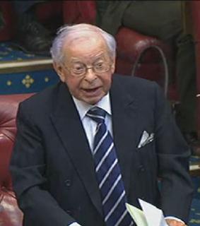 Joel Barnett British politician