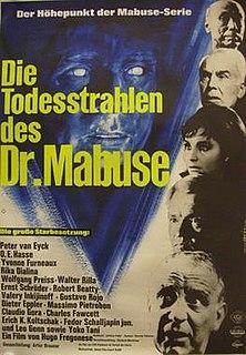 <i>The Secret of Dr. Mabuse</i> 1964 film by Hugo Fregonese