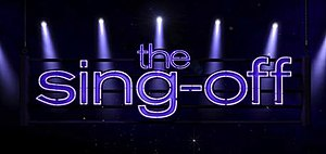 The Sing-Off - Image: The Sing Off Official Logo