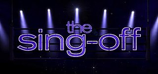<i>The Sing-Off</i> American TV show