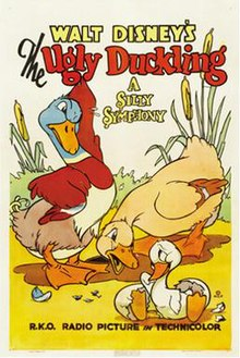 Poster for The Ugly Duckling